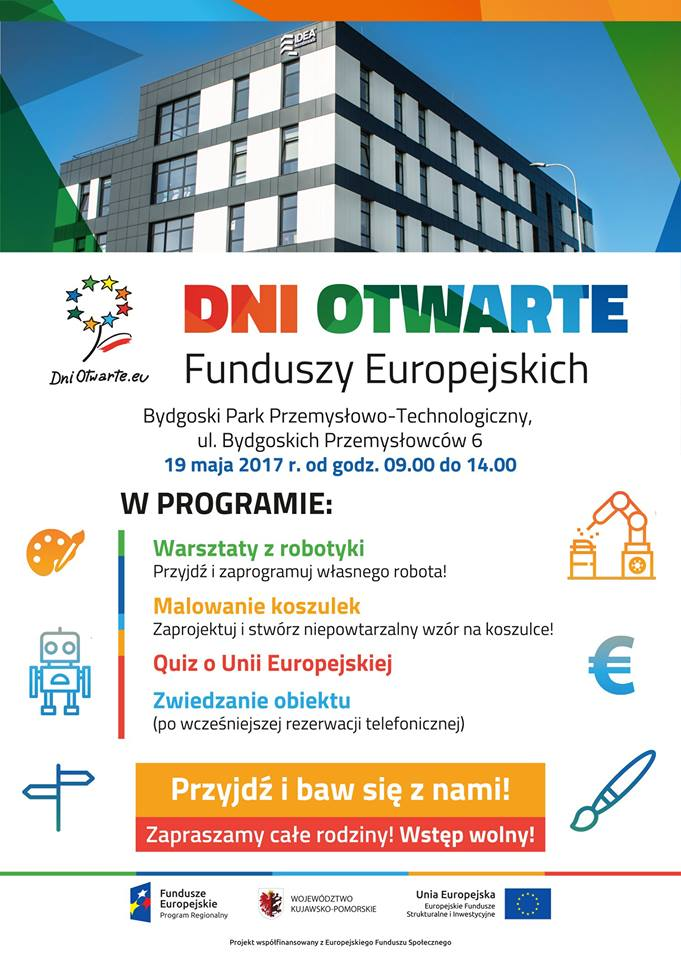 Dni Otwarte Funduszy Europejskich 2017
