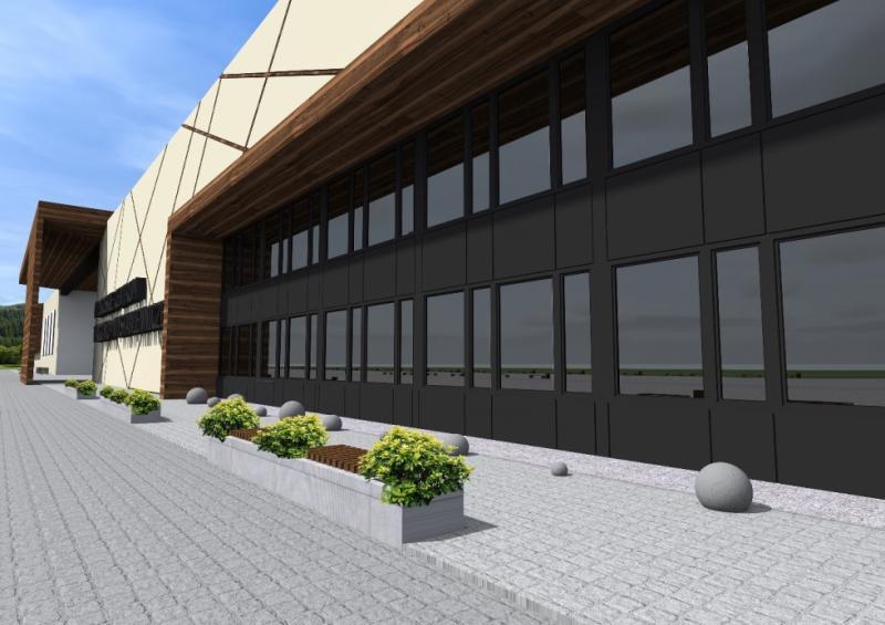 Budowa Bydgoskiego Centrum Targowo-Wystawienniczego w Bydgoszczy