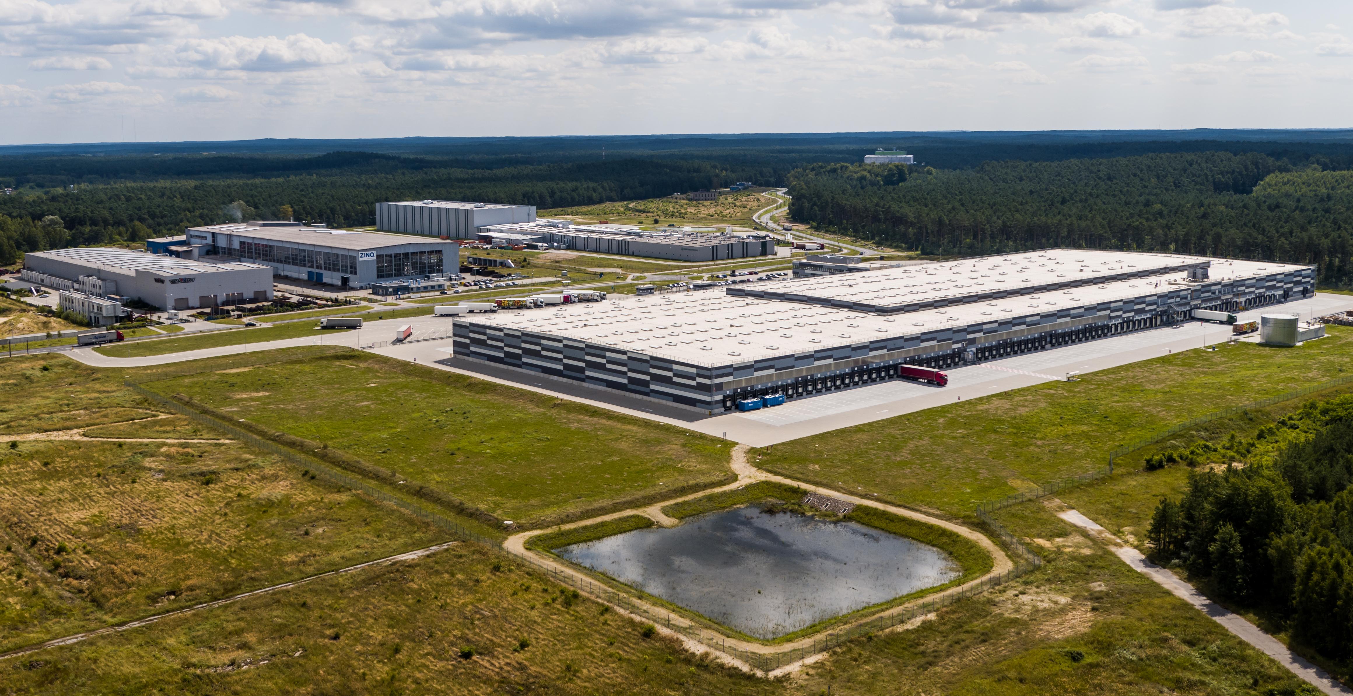 Kolejny inwestor w BPPT – firma Zefir Tissue Sp. z o.o