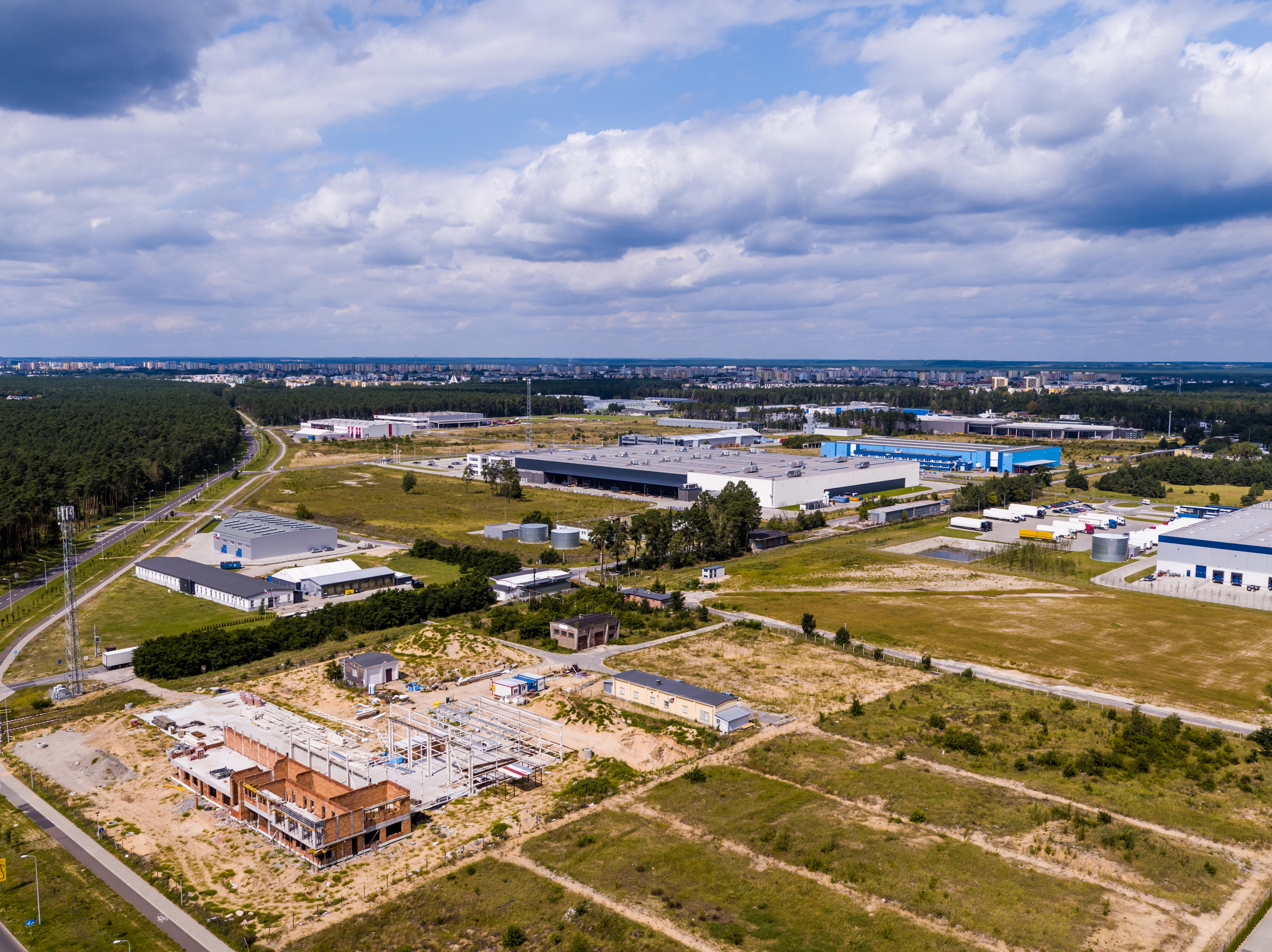 Unijny projekt – promocja terenów inwestycyjnych