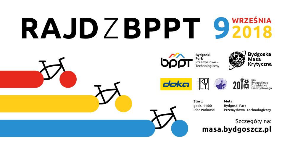 Rajd rowerowy z BPPT
