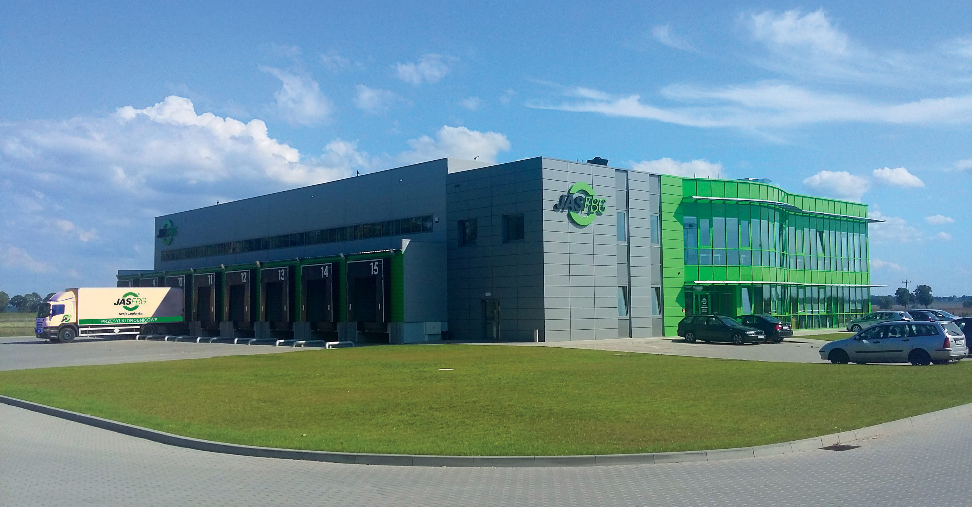 JAS-FBG wybuduje nowy terminal w Bydgoszczy. Kolejna firma w BPPT