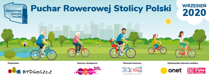 Puchar Rowerowej Stolicy Polski 2020