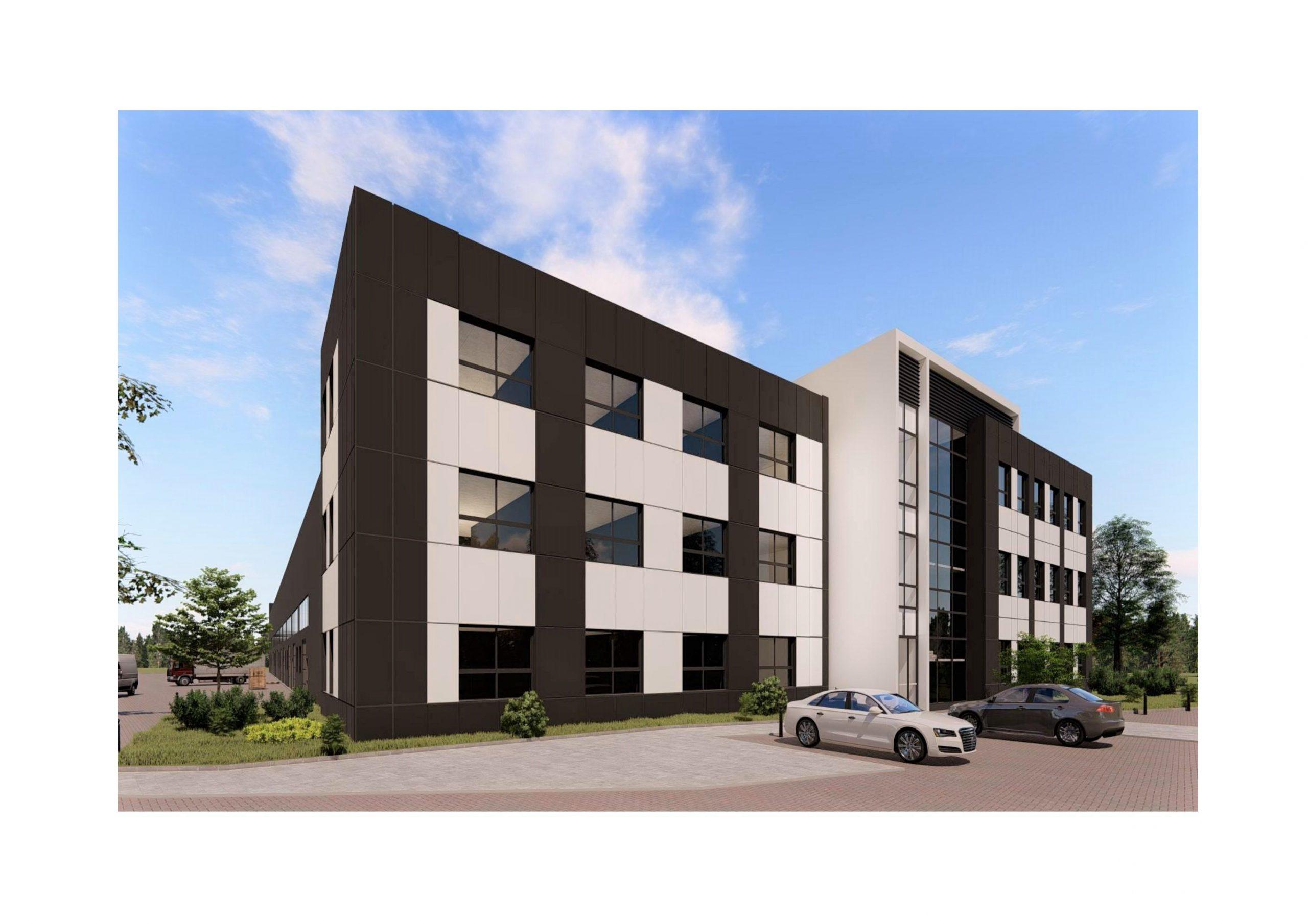 Budowa inkubatora przedsiębiorczości na terenie Bydgoskiego Parku Przemysłowo – Technologicznego